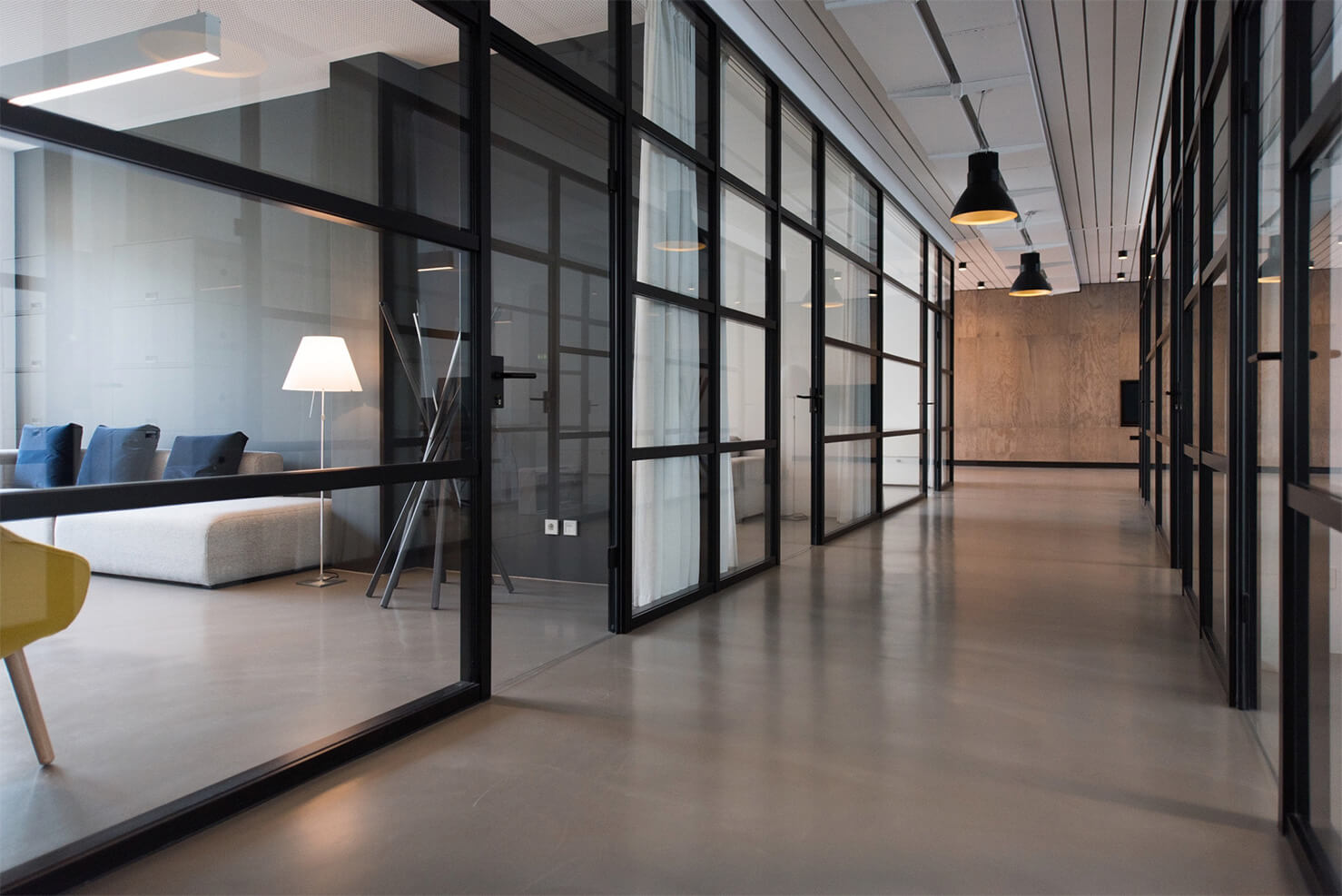 Refurbishment - Enaflo Interiors