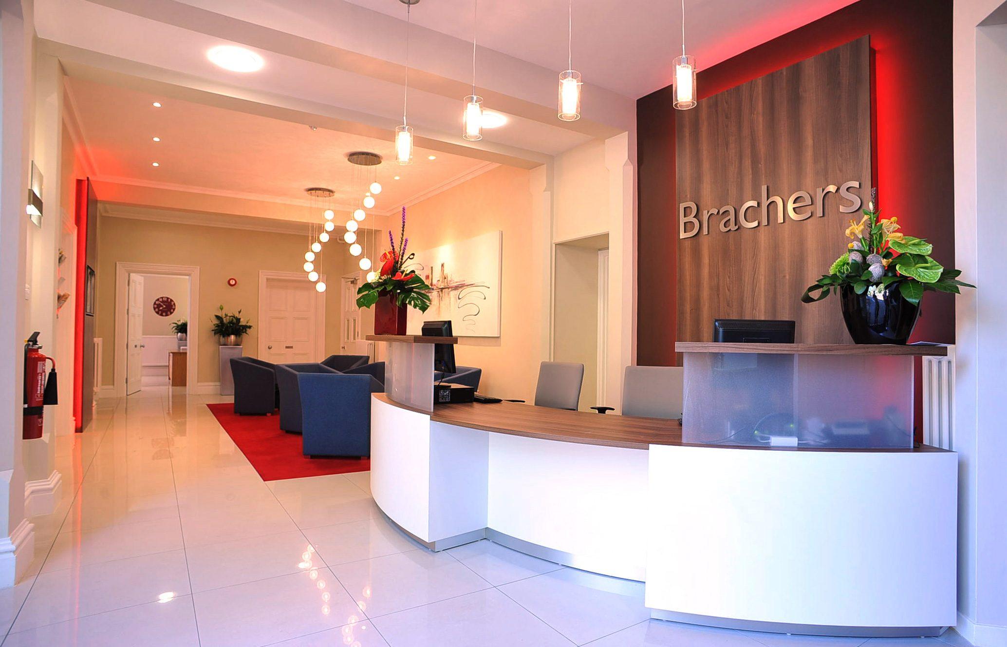 Brachers Solicitors - Enaflo Interiors